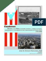 CUADERNO-Manos a la Obra- Economía Política, cambio cultural, demográfico y los modos de vida urbanizados en Puerto Rico-1945-2000.pdf