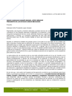 Cnec Carta Amlo 25-04-20