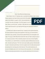 kasey payton rhetorical analysis essay