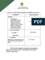 CALENDARIO  DE EVALUACIONES  4 cursos septiembre octubre.docx