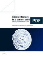 Strategi Digital Dalam Masa Krisis