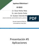 Presentacion #5 II-2020 Aplicaciones