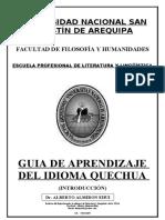 QUECHUA INTRODUCCION