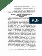 Methods of Applying Ammonium Sulfate or Ammonium Phosphate