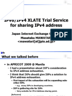 Masataka_Mawatari_IPv6v4_Exchange_Service_for_sharing_IPv4_address-