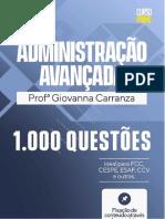 Administração Avançada - 1000 Questões.pdf