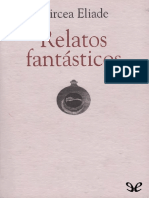 Relatos Fantásticos, Mircea Eliade