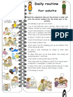 daily routine.pdf