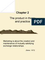 3-4 The product in theory and practice