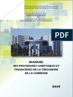 MANUEL DES PROCÉDURES COMPTABLES ET FINANCIÈRES DE LA TRÉSORERIE DE LA COMMUNE DGC 2018.pdf