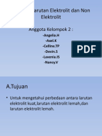KELOMPOK 2 ELEKTROL