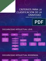 Criterios para la clasificación de la gravedad.pptx