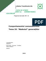 COC Razboiul generatiilor (2)