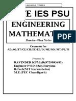mathematics final