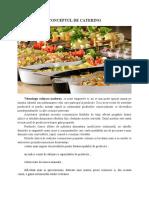 Piața produselor de catering 1