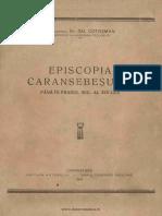 Gh. Cotoşman - Episcopia Caransebeşului până în pragul sec. al XIX-lea.pdf