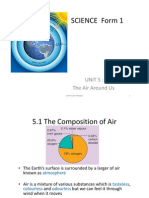 Form 1 science chapter 5 part 1