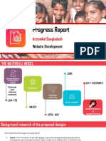 AAB Website Progress