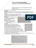 TRAVAUX DIRIGES physique première d SUR LE FLUX MAGNETIQUE.pdf