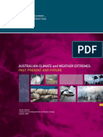 Australia climate and weather extremes