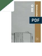 BENZ O303 Manual+Servicio+0303
