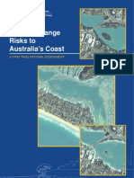 Climate Change Risks to Australia's Coasts