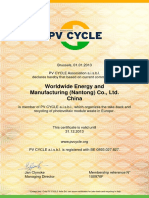 PVCYCLE 2013