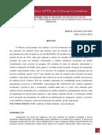 2016-Processo de auditoria fiscal do ICMS_ um estudo do uso da escrituração contábil como embasamento nos acórdãos dos autos de infração-Cruz e Lima.pdf