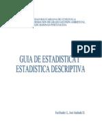 Analisis del Dato Estadistico Guia a Actualizada I