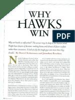 7257937 Kahneman and Renshon Why Hawks Win