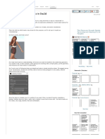 D-Former Basics in Daz3d [Tutorial]