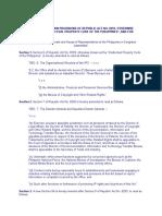 IPC Amendments