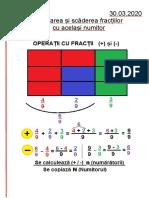 PREDARE FRACTII + ȘI -.docx