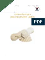 Carta Archeologica di Reggio Calabria