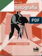 Denevi, Rodolfo - Introducción a la cinematografía Cap. IX El plano.pdf