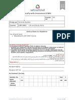 FWA Practical(1)