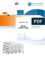Support de cours REVIT STRUCTURE Prodware ID