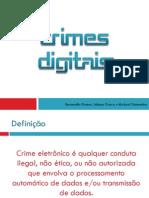 Crimes Na Internet