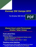 1st New SNI 1726 -2010