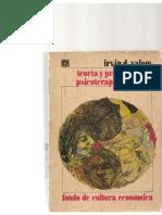 Teoría y práctoca de la psicoterapia de grupodocx