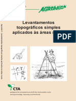 Agrodok-06-Levantamentos topográficos simples aplicados às áreas rurais
