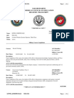 Naval Training