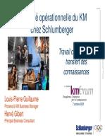KM_SLB_KM-Forum_October2003