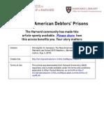 New American Debtors' Prisons[1]