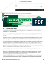 12. La comunicación interna _ Marketing XXI