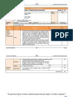 Plan de Clase Presencial 02 (LA) - 2017-1 02 - Algoritmos y Estructura de Datos (1814)