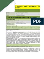 Análisis procesal administrativo C-341-14
