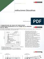 TB en instituciones educativas