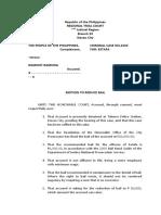 Motion to reduce bai.docx