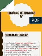 PRINCIPALES FIGURAS LITERARIAS 9°